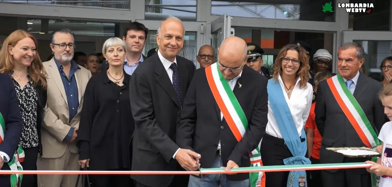 Nuova scuola a Nerviano – VIDEO