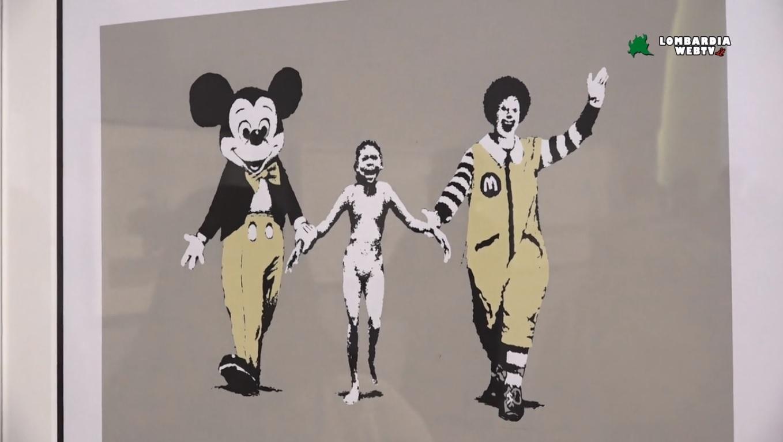 Chi è davvero Banksy? La mostra al Mudec di Milano